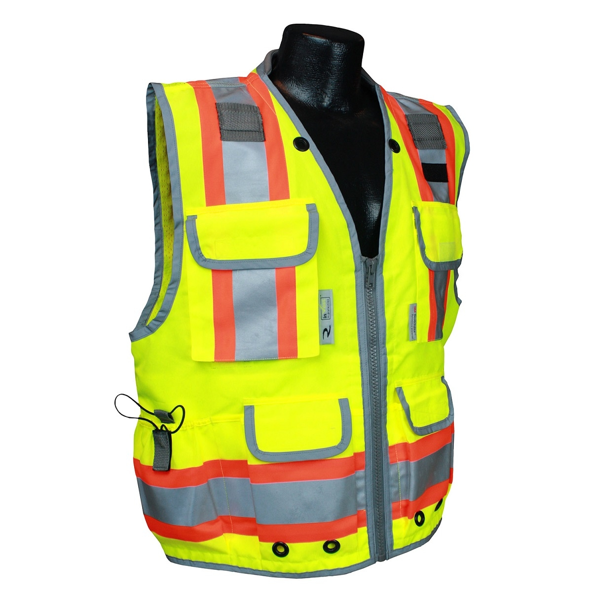 Radians Heavy Duty Two Tone Engineer Safety Vest
